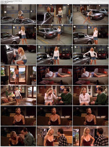 Jenna Elfman | Two And A Half Men | Leggy/Cleavage | HD 1080p