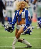 NFL Cheerleaders Week 17