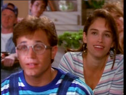 Amy Jo Johnson Screen Capture