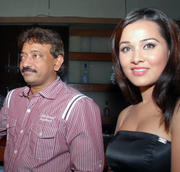 Indian actress Priyanka (Nisha) Kothari looking beautiful @ 'Agyaat' Film Launch in Mumbai 8/5/09 - x5 HQ