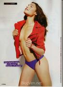 Jessica Alonso en FHM Junio 2010