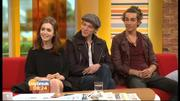 Lily Collins - Daybreak 19th August 2013 576p