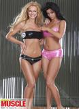 Candice Michelle Hardcore Muscle set, with Katarina Van Derham Foto 70 (Кендис Мишель Hardcore Muscle установить, с Катариной Ван Дерхам Фото 70)