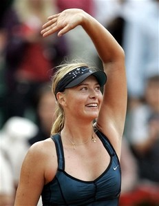 Maria Sharapova vs Patty Schnyder