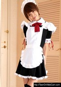 [JpGirl] Hina - Amazing Cute Adorable Maid Face Sitting