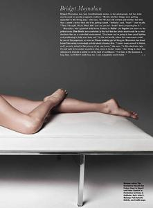 Thread Bridget Moynahan Allure Magazine Nude Shoot