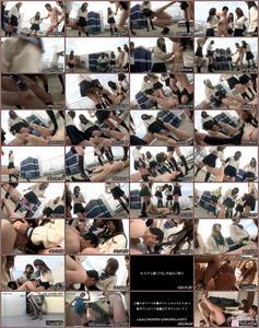KKK-015 Lynch JK Boots JAV Femdom