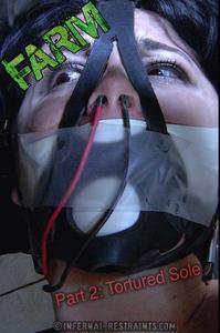 INFERNAL RESTRAINTS: Oct 31, 2014: The Farm: Part 2 Tortured Sole | Siouxsie Q