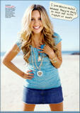 Amanda Bynes in summer dresses in Seventeen Magazine - Hot Celebs Home