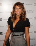 Jennifer Esposito @ Badgley Mischka Luncheon and Fall 2008 Fashion Show Benefit, NY City, May 12